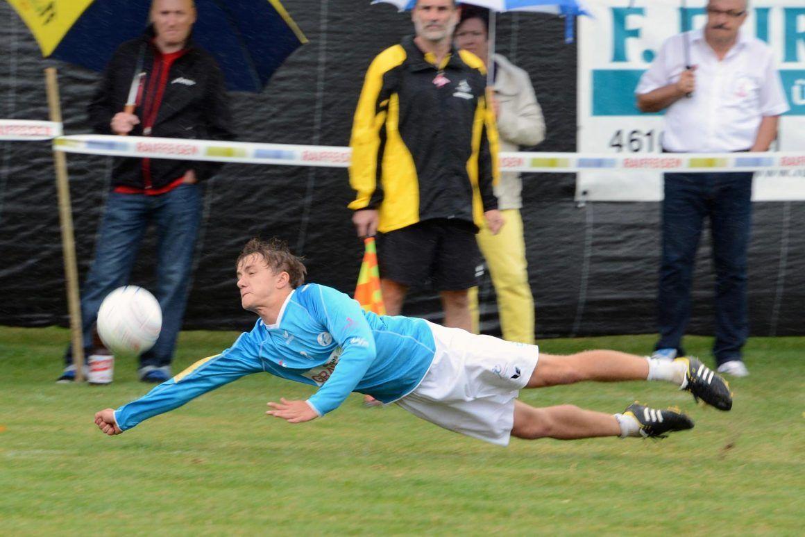 Widnau dominiert im ersten Weltcup-Spiel