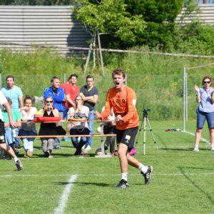 Faustball Widnau spielt sich warm für den Europapokal