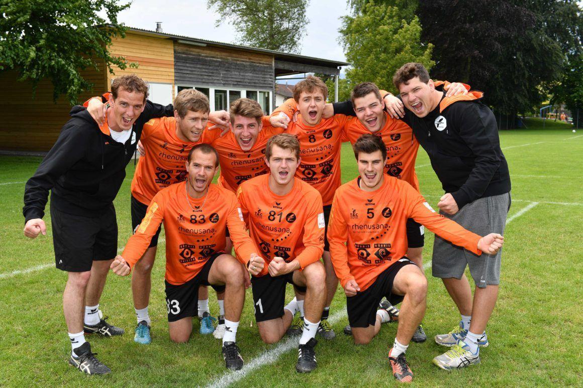 Faustball Widnau bereit für die internationale Bühne