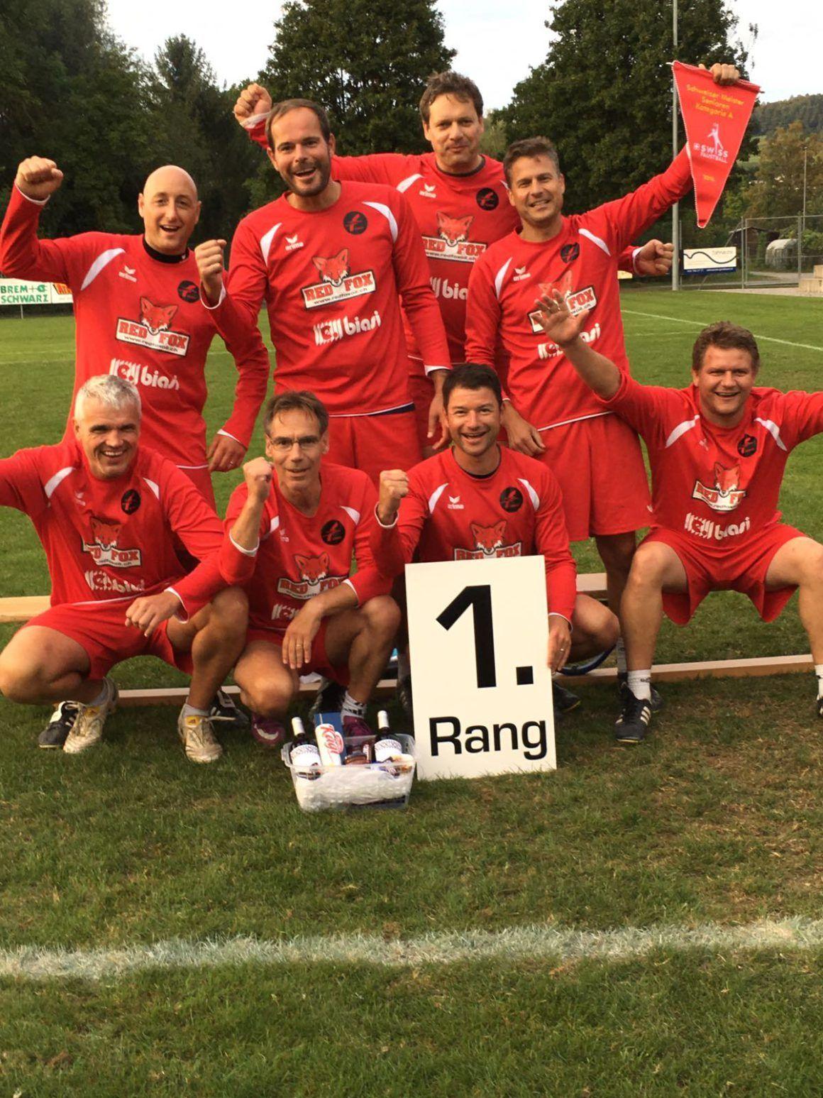 Widnau wird Schweizermeister