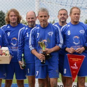 FB Neuendorf wird Senioren Schweizermeister