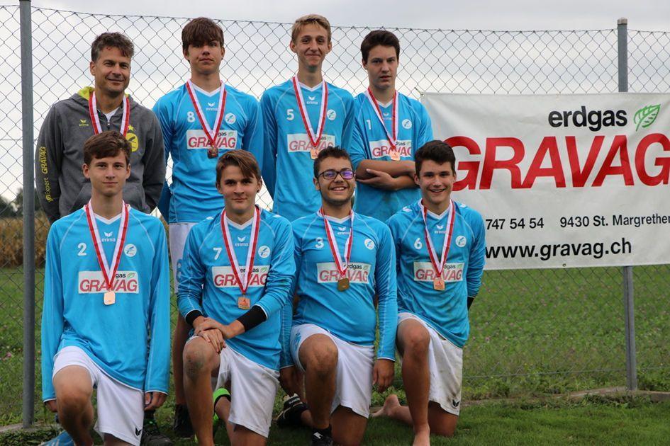 Faustball U16 Schweizermeisterschaft
