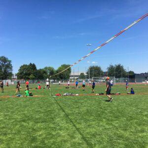 Sporttag der Oberstufe Widnau
