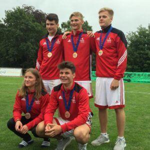 Bronze an der U18 EM