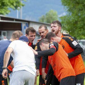 Faustball Widnau gewinnt Qualifikation