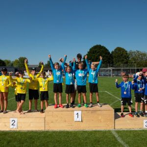 Ostschweizermeistertitel für JFB Widnau