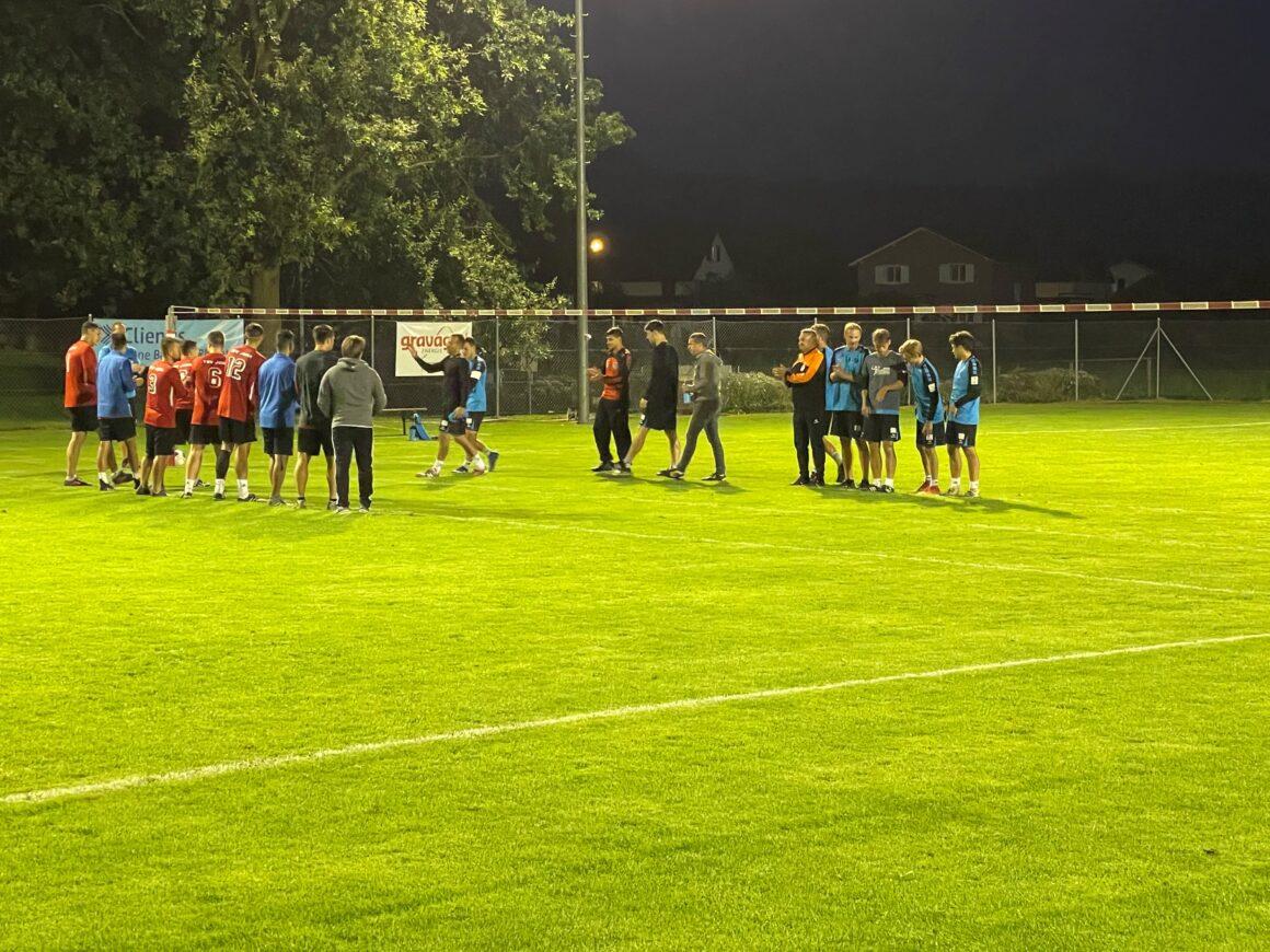 Widnau steht im Cup Halbfinal
