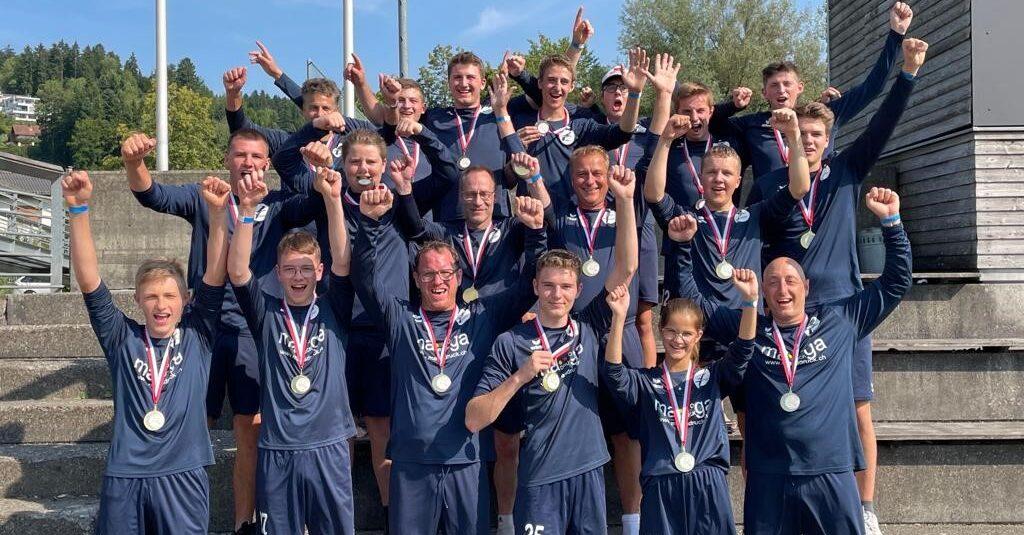 Grosserfolg an Regionalmeisterschaft